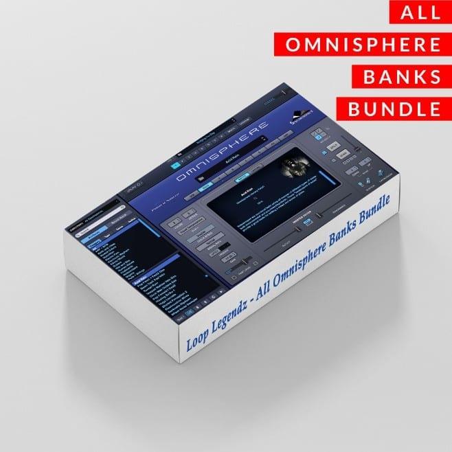 All Omnisphere Banks Bundle - Loop Legendz