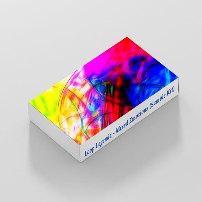 Free Sample Kit Mixed Emotions - Loop Legendz
