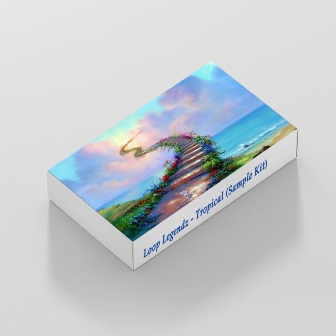 Free Sample Kit Tropical - Loop Legendz